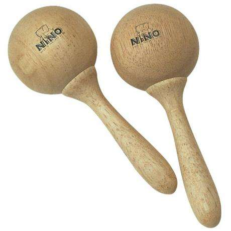 Meinl Nino Small Wood Maracas