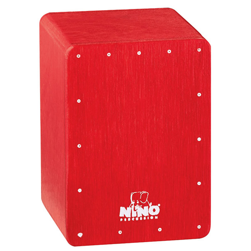 Meinl Nino Red Mini Cajon Shaker