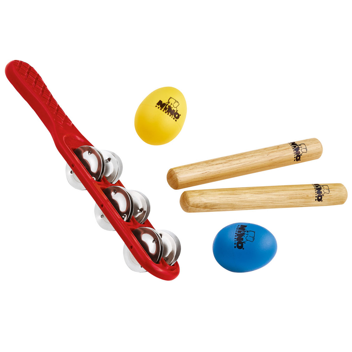 Meinl Nino Percussion Instrument Set 2