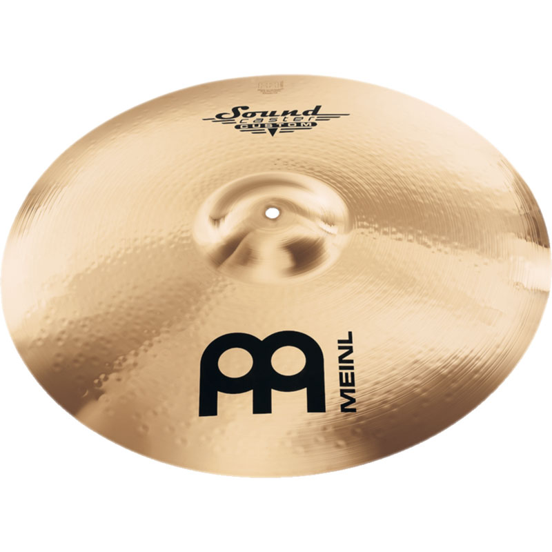 "Meinl 20"" Soundcaster Custom Medium Ride Cymbal"