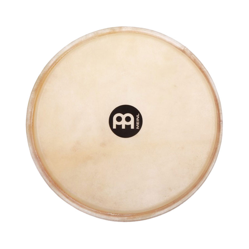 "Meinl 9"" Woodcraft Rawhide Bongo Drum Head"