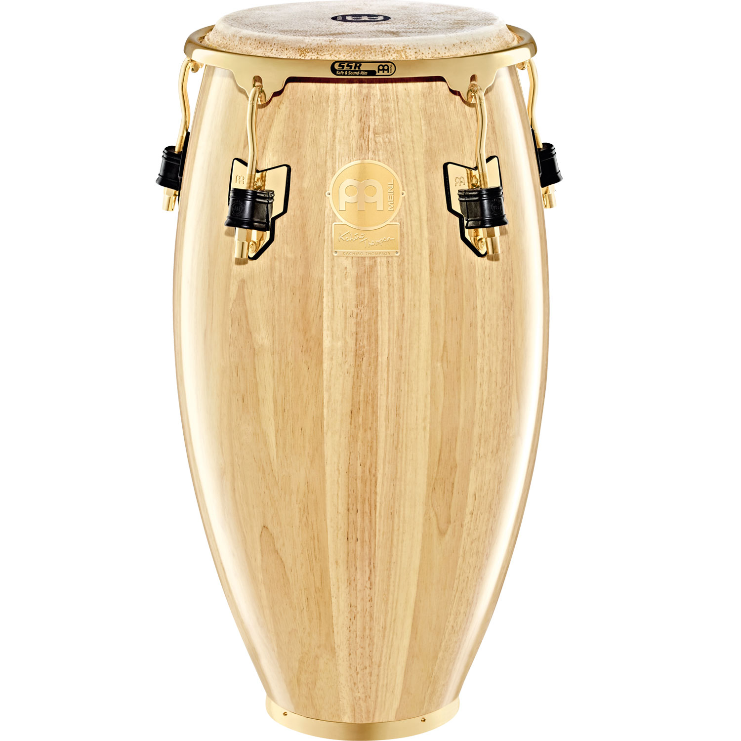 "Meinl 12.5"" Artist Series William ""Kachiro"" Thompson Tumba Conga"