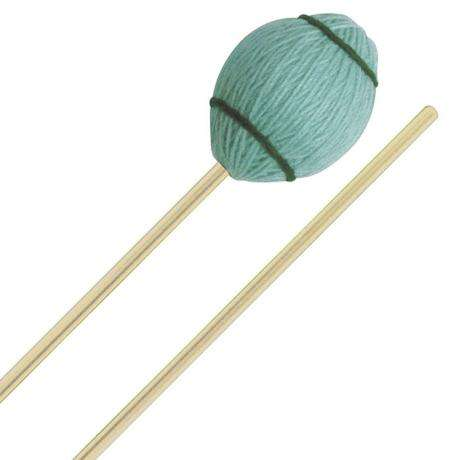 Mike Balter Ensemble Series Extra Soft Bass Marimba Mallets with Birch Handles
