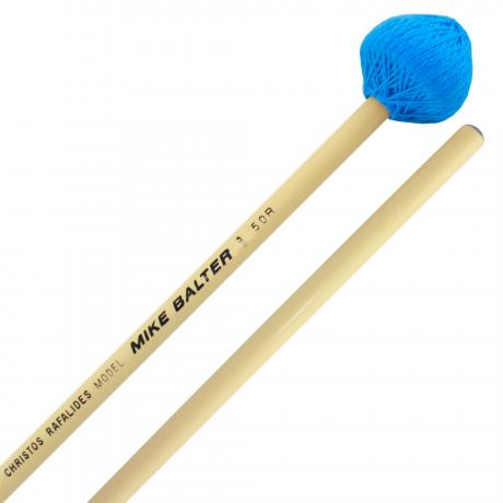 Mike Balter Christos Rafalides Signature Vibraphone Mallets with Rattan Handles
