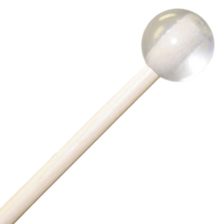 Mike Balter Unwound Hard Lexan Bell Mallets with Rattan Handles