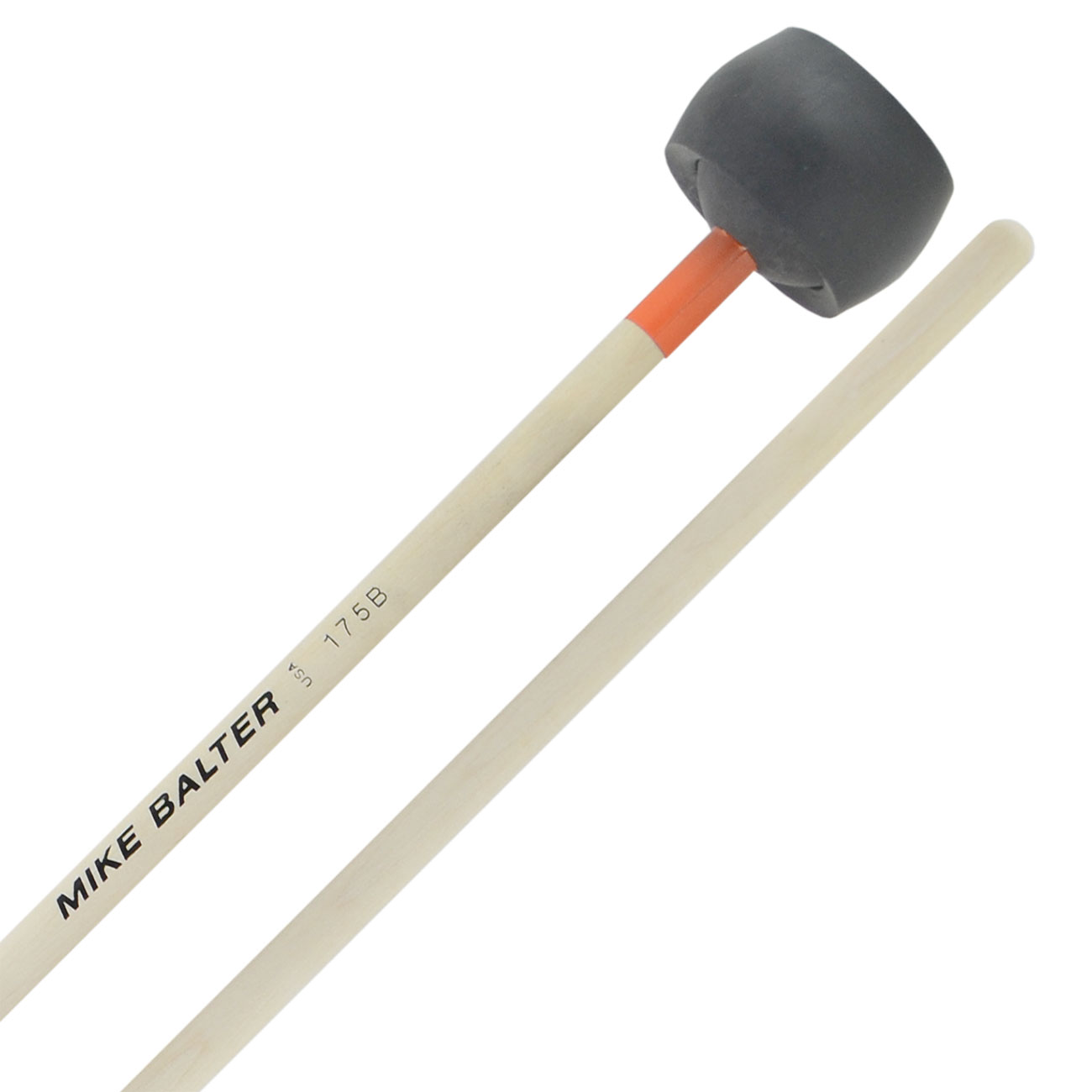 Mike Balter Latex Covered Soft Keyboard Mallets with Birch Handles