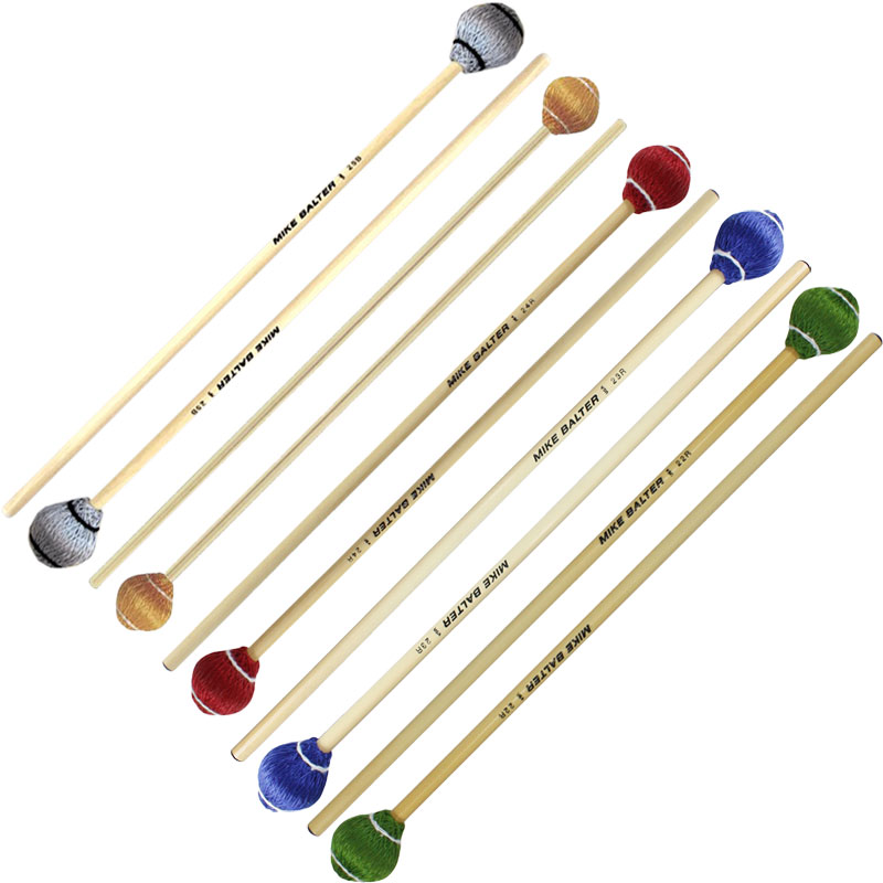 Mike Balter Pro Vibe Complete Vibraphone Mallet Set