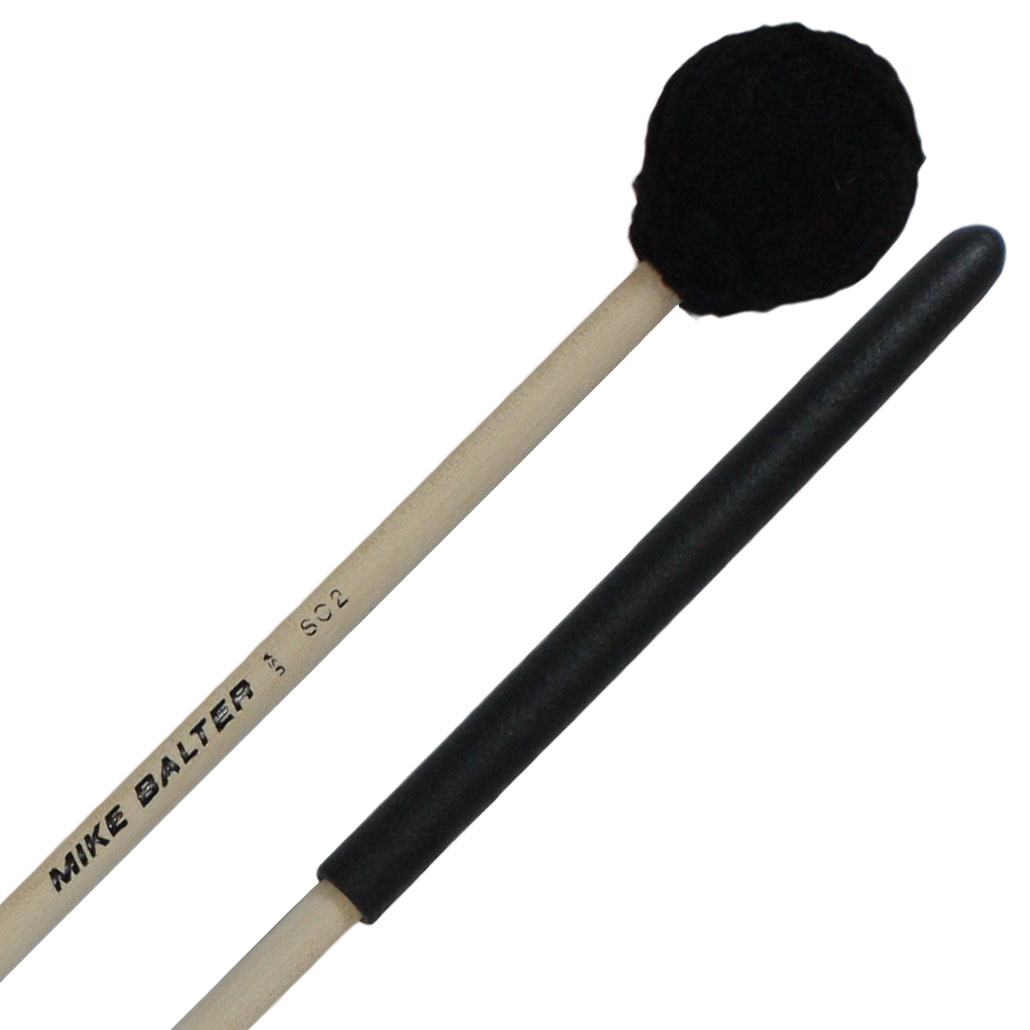 Mike Balter Medium Soft Suspended Cymbal Mallets