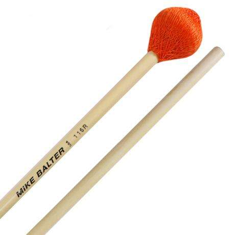 Mike Balter Ultimate Series Soft Vibraphone Mallets with Rattan Handles