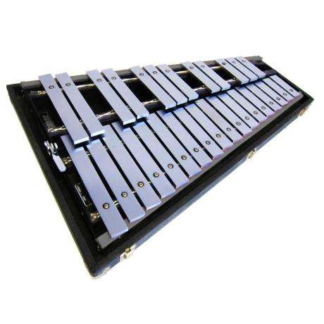 Musser Classic Series 2.5 Octave Steel Orchestra Bells with Damper