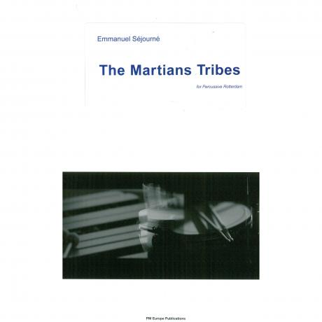 The Martians Tribes by Emmanuel Sejourne