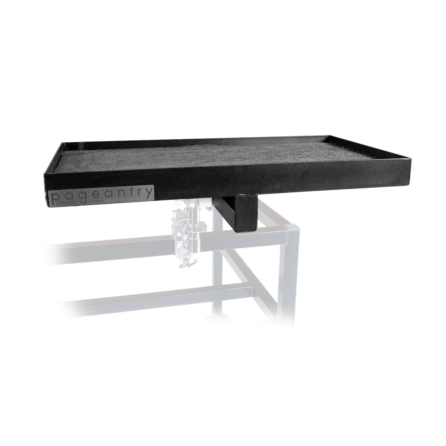 "Pageantry Innovations TT-20 24"" x 12"" Tray Table"
