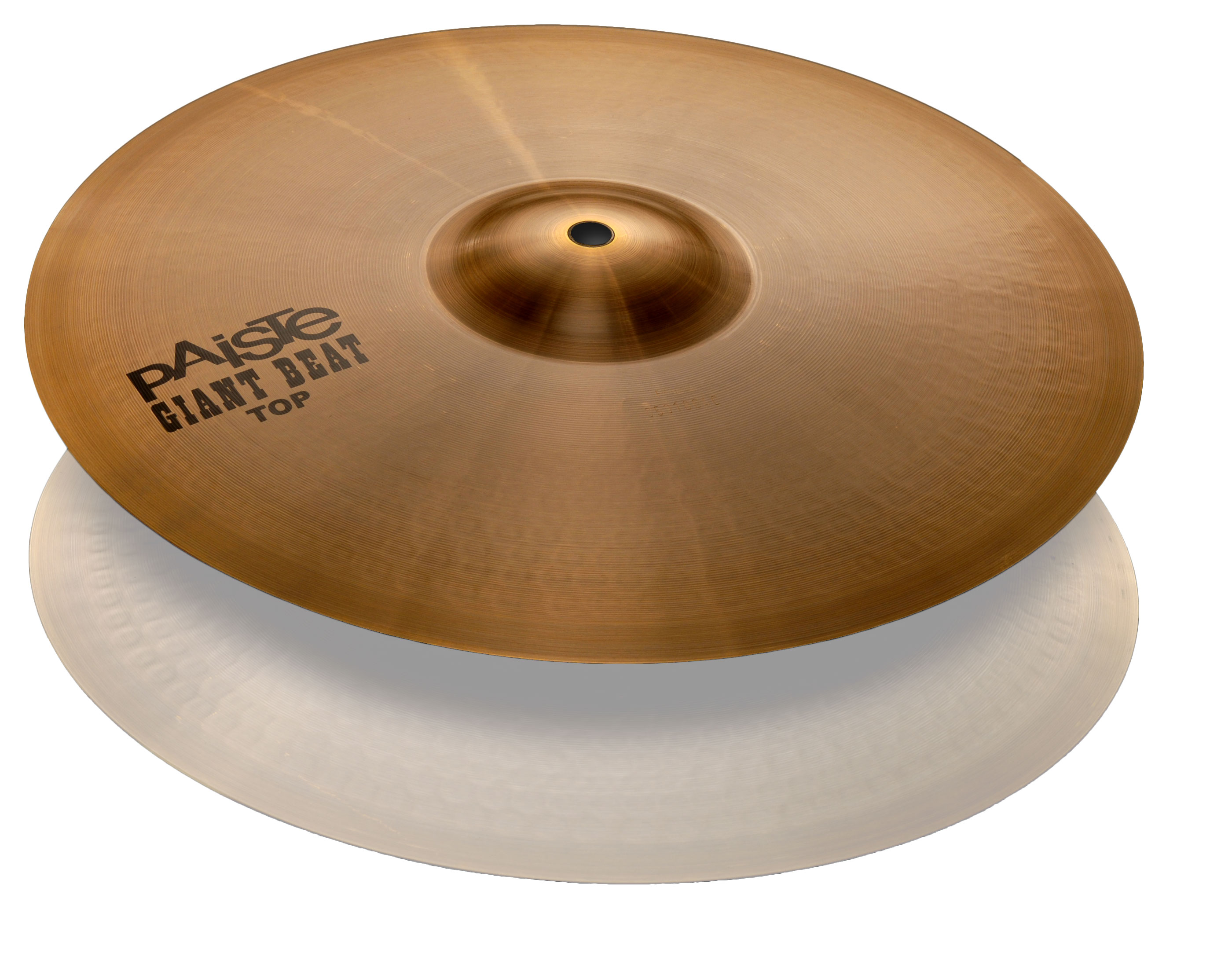 "Paiste 14"" Giant Beat Hi Hat Top Cymbal"