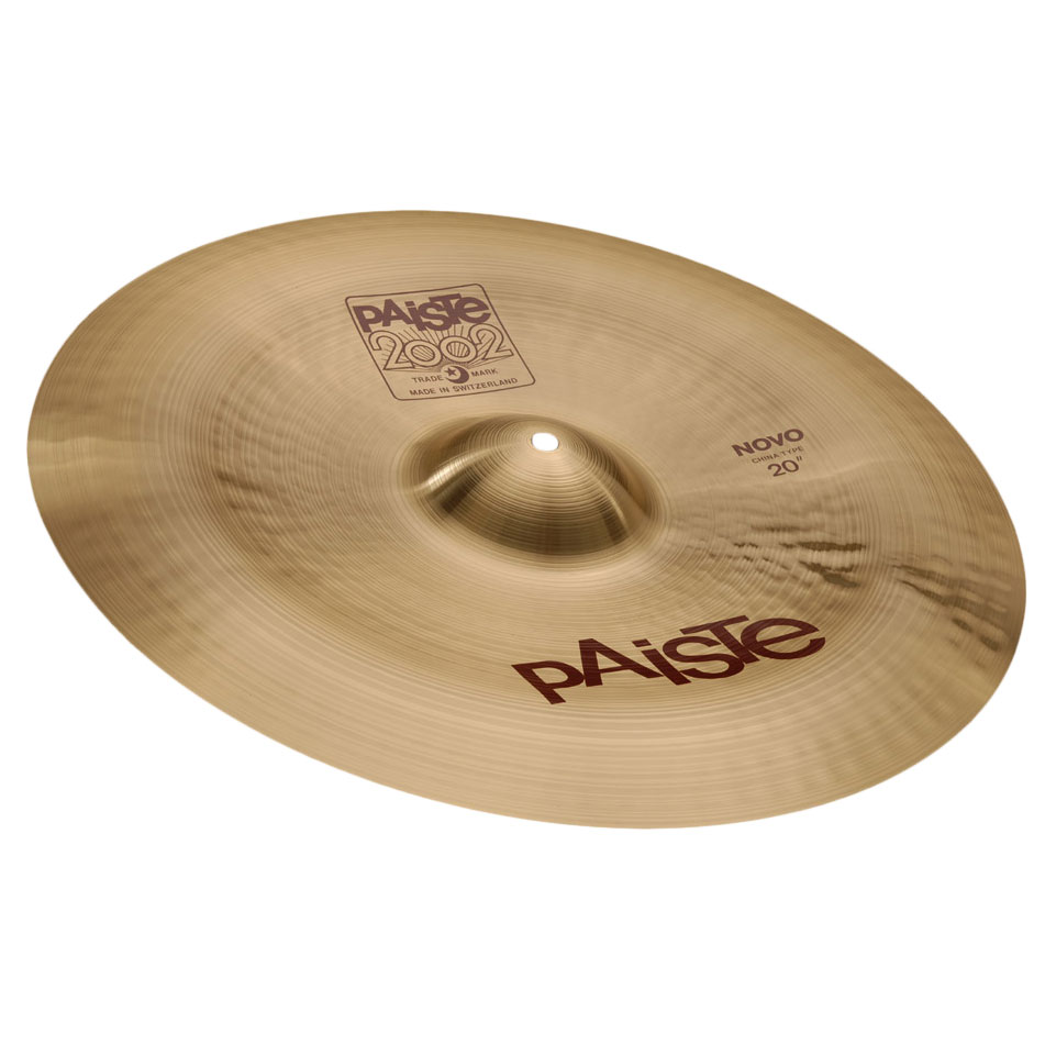 "Paiste 18"" 2002 Novo China Cymbal"