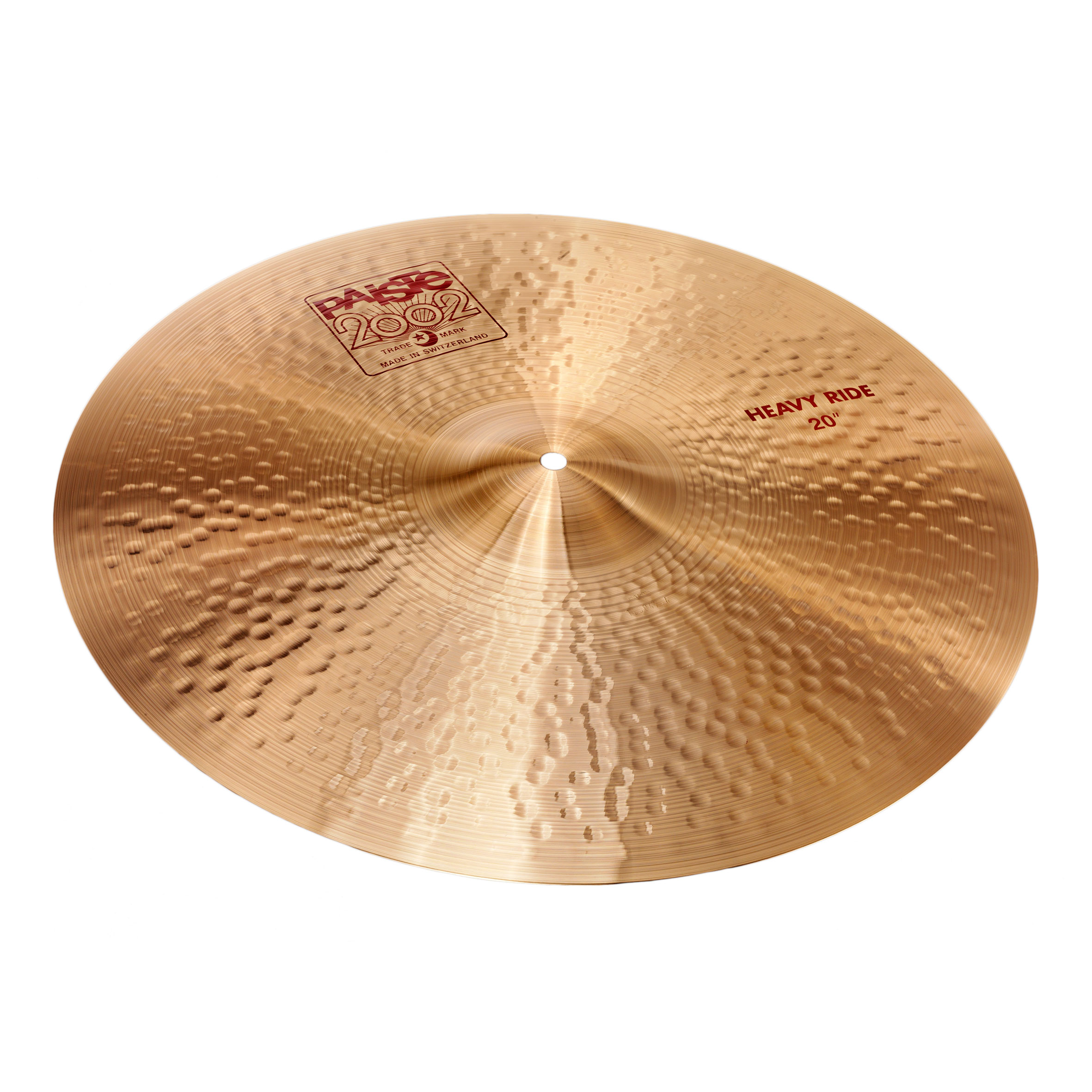 "Paiste 20"" 2002 Heavy Ride Cymbal"
