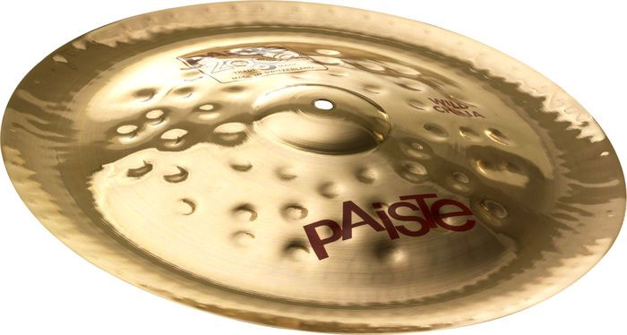 "Paiste 19"" 2002 Wild China Cymbal"