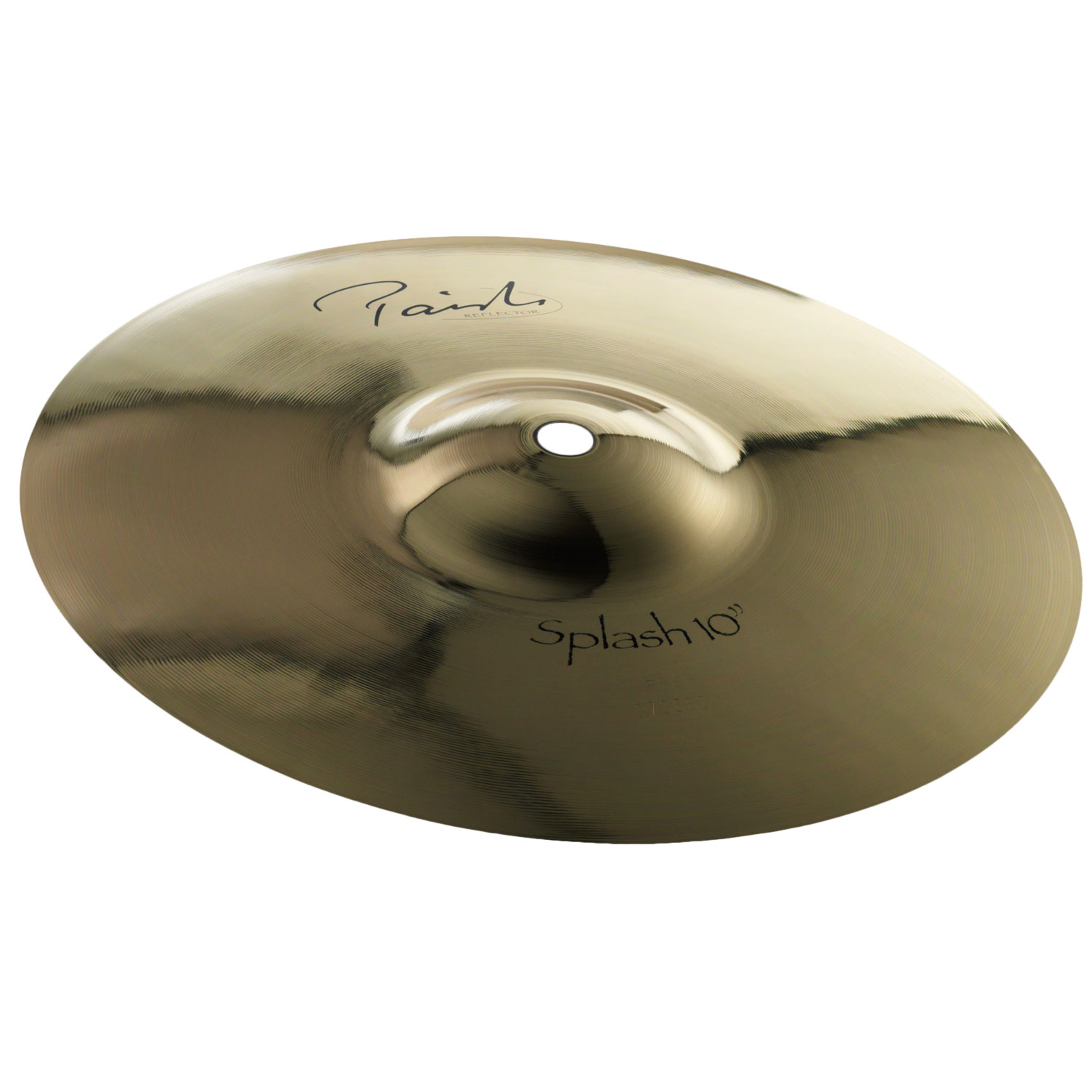 "Paiste 10"" Signature Reflector Splash Cymbal"