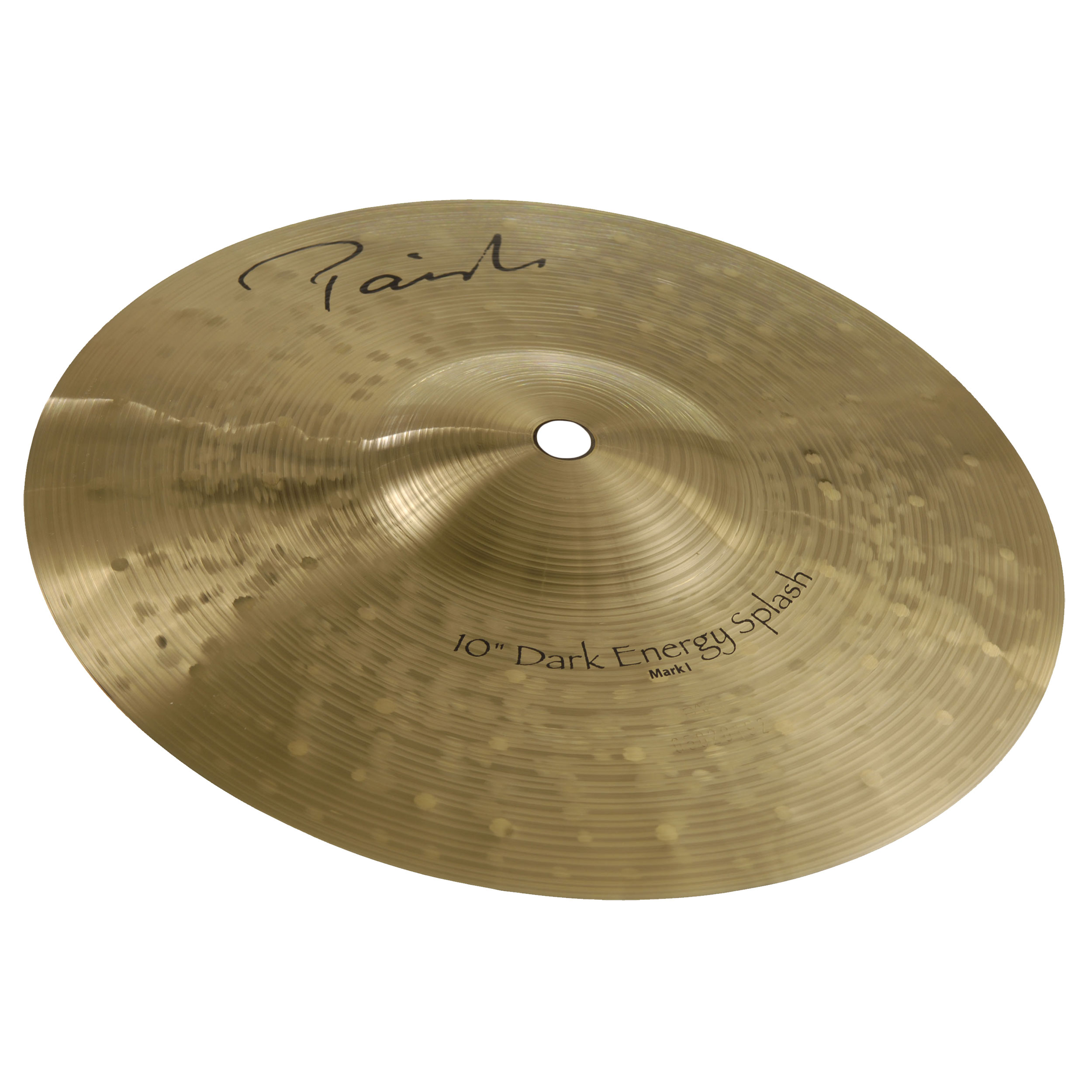 "Paiste 10"" Signature Dark Energy Splash Cymbal Mark I"
