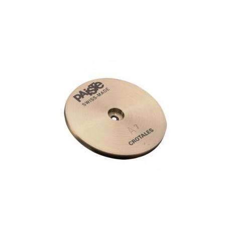 Paiste A7 Single Crotale Note