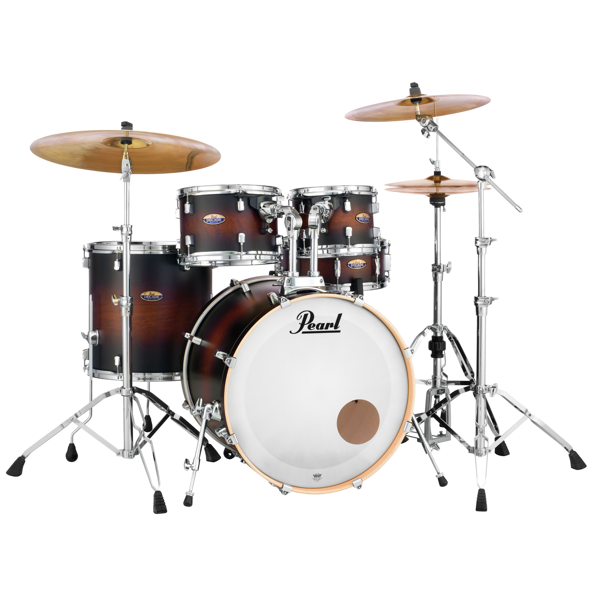 "Pearl Decade Maple 5-Piece Drum Set Shell Pack (22"" Bass ..."