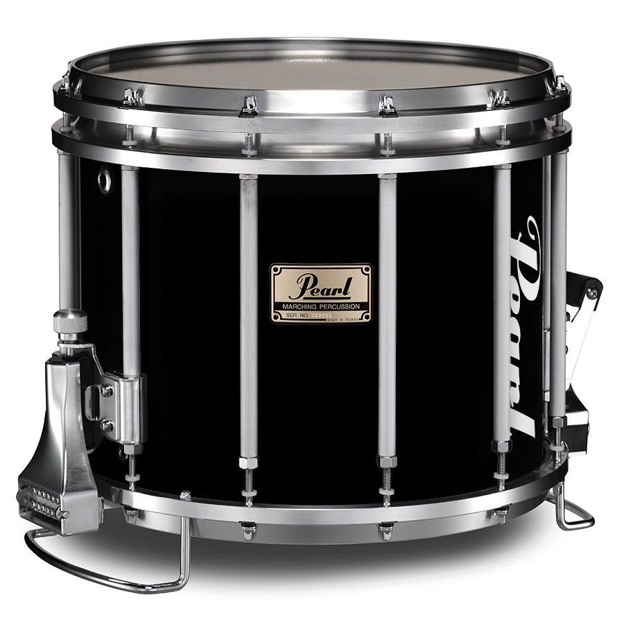 pearl 13 x 11 championship maple carboncore ffx marching snare drum ffxic1311. Black Bedroom Furniture Sets. Home Design Ideas