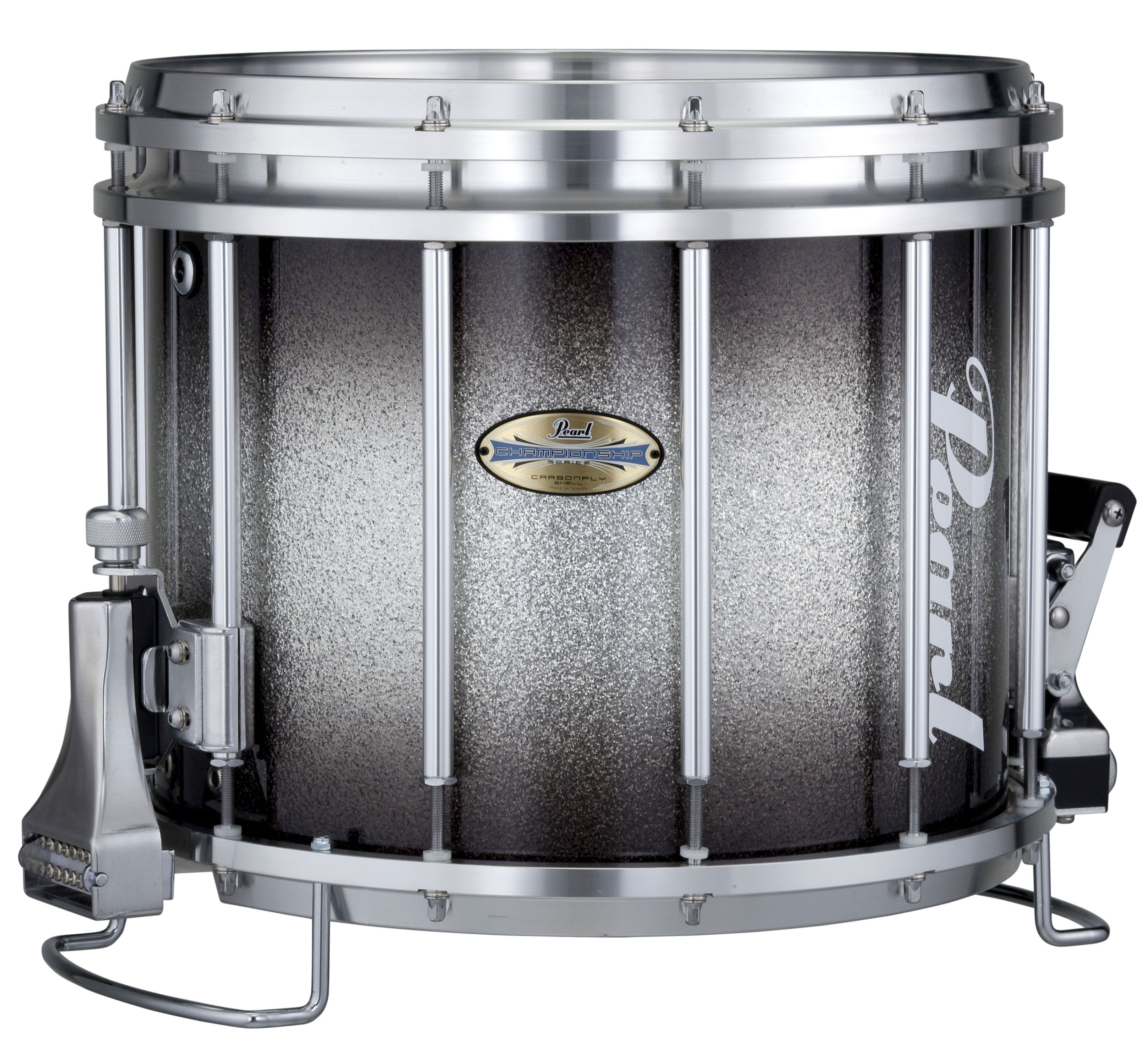 pearl 14 x 12 championship maple carboncore ffx marching snare drum ffxic1412. Black Bedroom Furniture Sets. Home Design Ideas