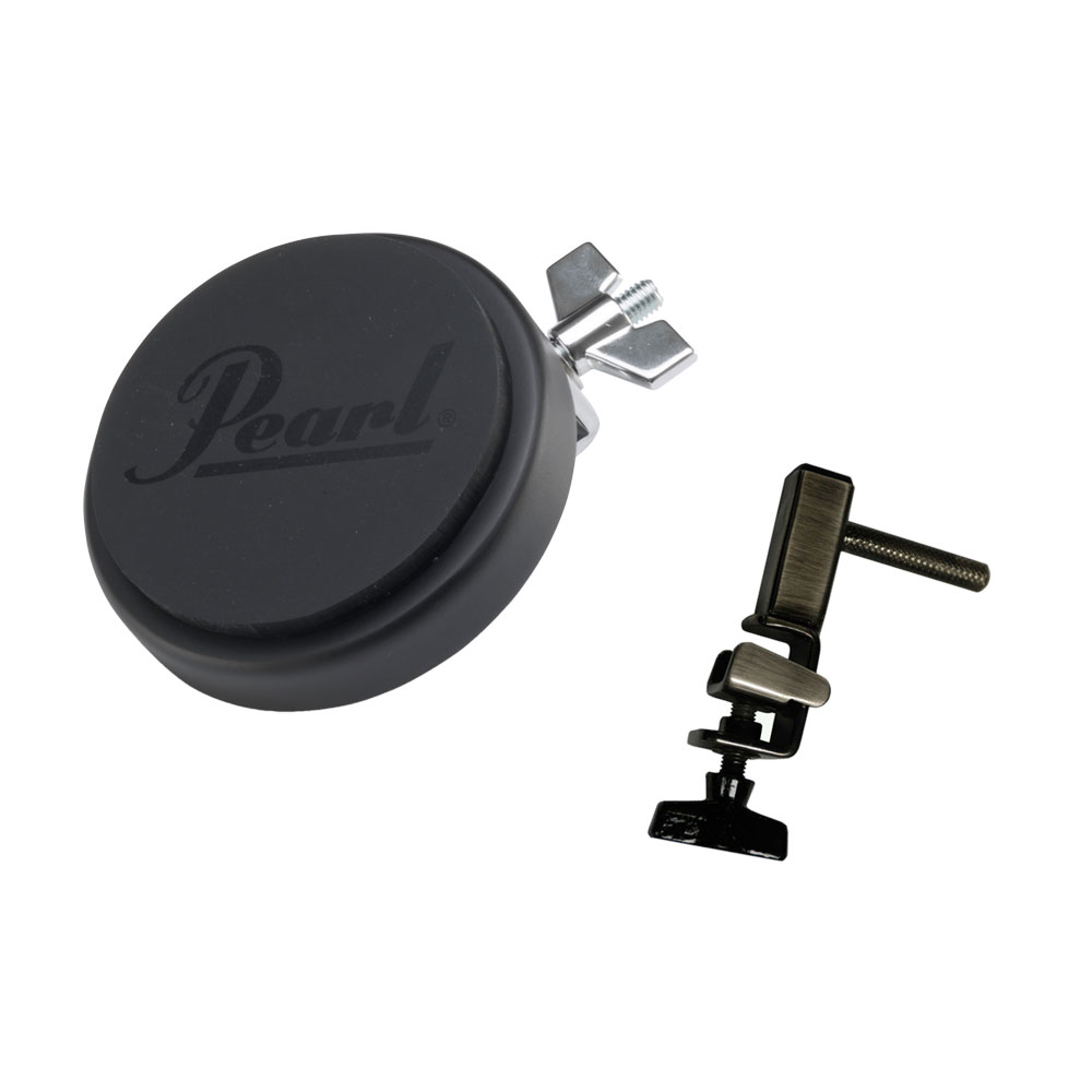 "Pearl 3.5"" Lalo Davila Quick Mount Rehearsal Practice Pad with Bass Attachment"