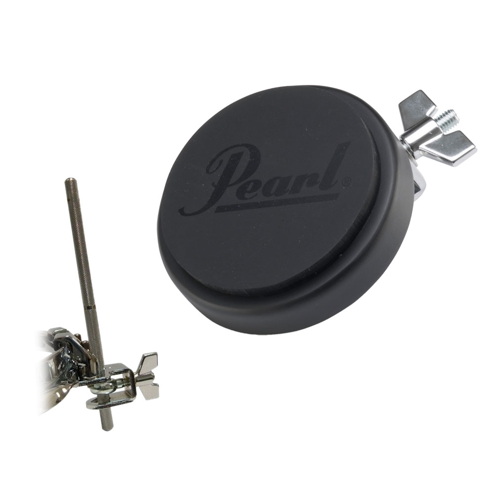 "Pearl 3.5"" Lalo Davila Quick Mount Rehearsal Practice Pad with Tenor Attachment"
