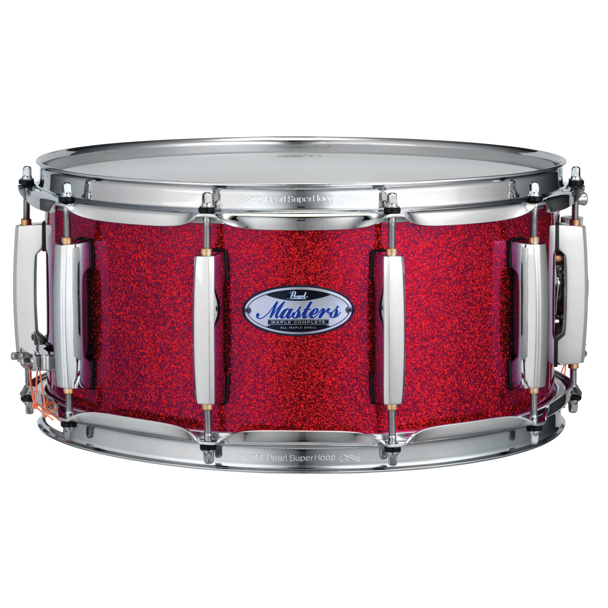 """Pearl 14"""" x 6.5"""" Masters Maple Complete Snare Drum"""