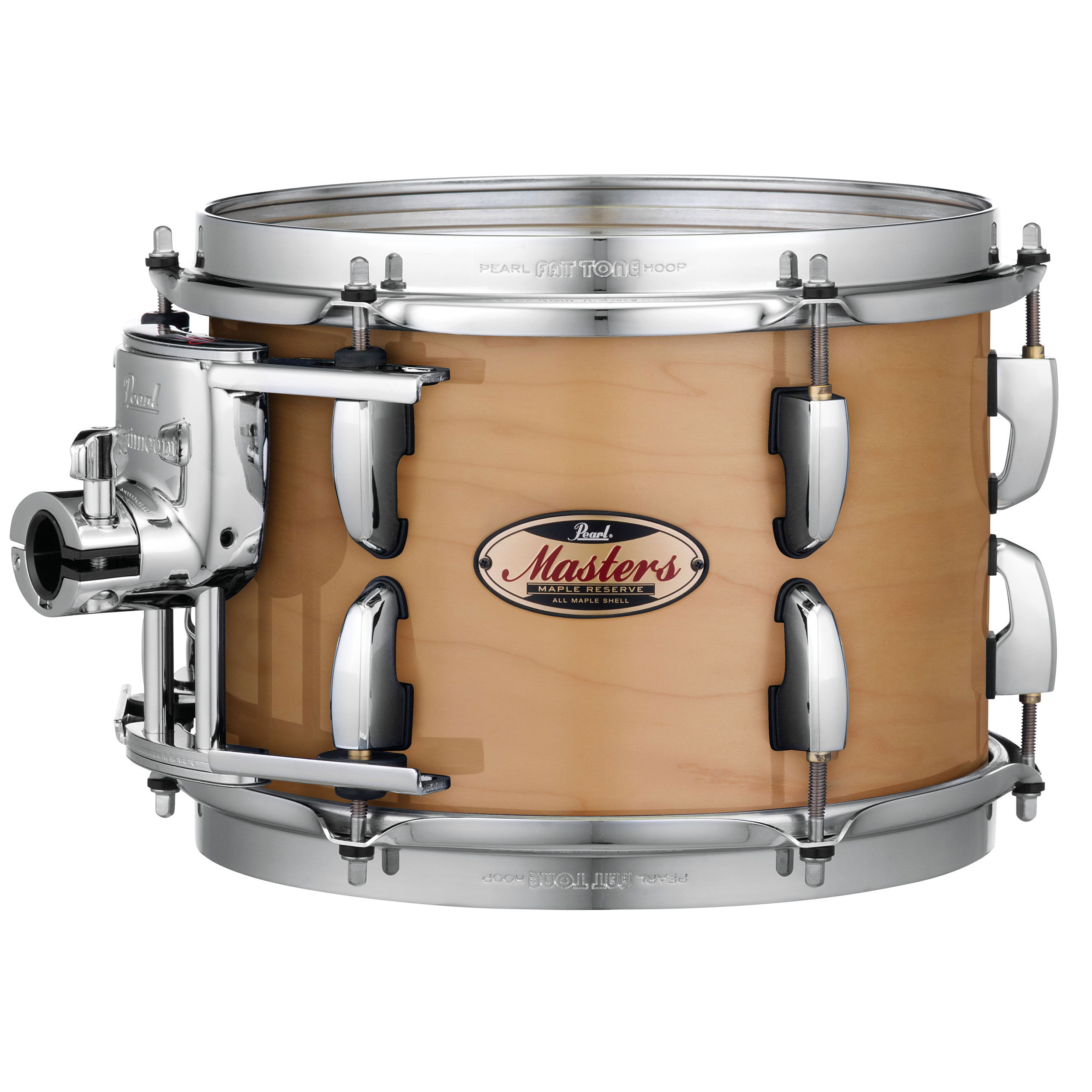 "Pearl Masters Maple Reserve 3-Piece Drum Set Shell Pack (24"" Bass, 13/16"" Toms)"