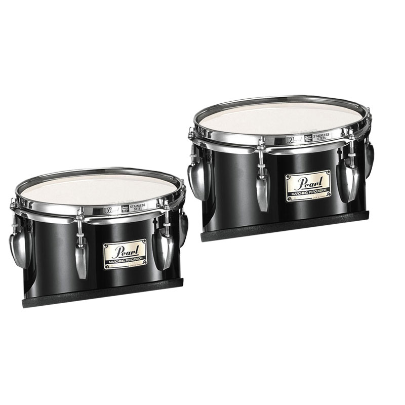 "Pearl 6"" x 8"" and 8"" x 8"" Replacement Championship Tenor Drums"