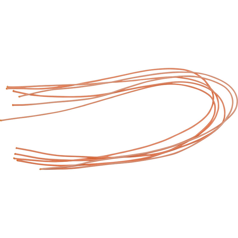 Pearl Replacement Orange Snare Cord (4-Pack)