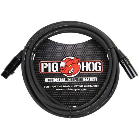 Pig Hog Solutions 15' Microphone Cable