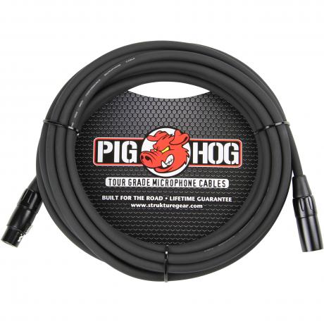 Pig Hog Solutions 30' Microphone Cable