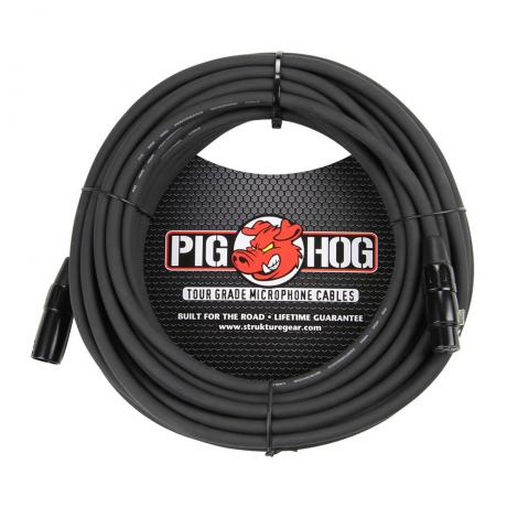 Pig Hog Solutions 50' Microphone Cable