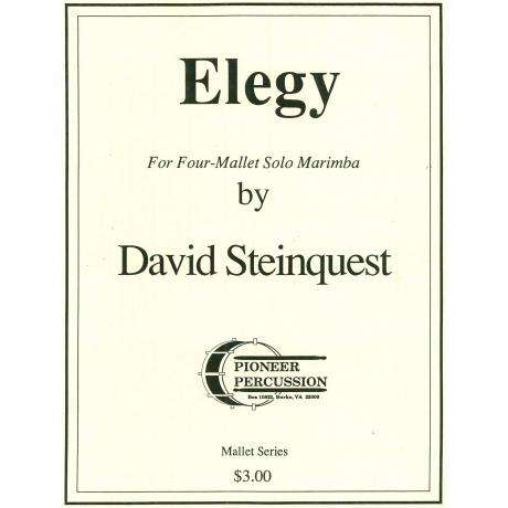 Elegy by David Steinquest