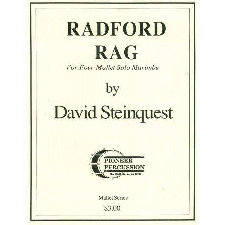 Radford Rag by David Steinquest