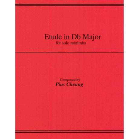 Etude in Db Major by Pius Cheung