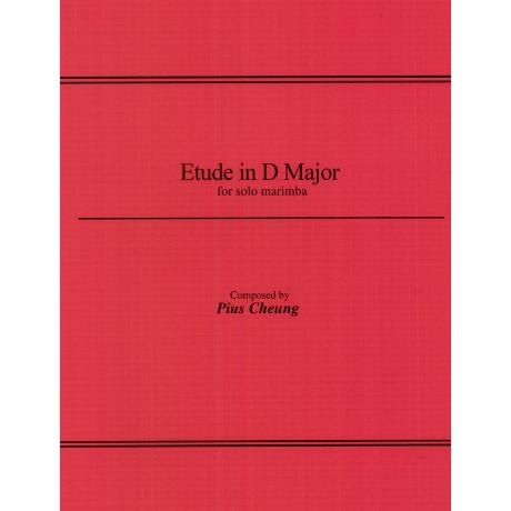 Etude in D Major by Pius Cheung