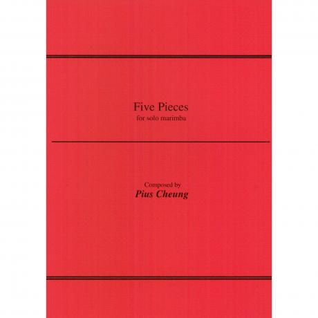 Five Pieces by Pius Cheung