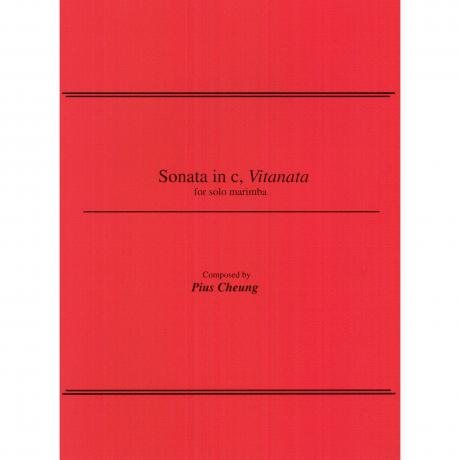 Sonata in C - Vitanate by Pius Cheung