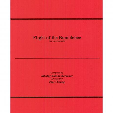 Flight of the Bumblebee by Nikolai Rimsky-Korsakov arr. Pius Cheung