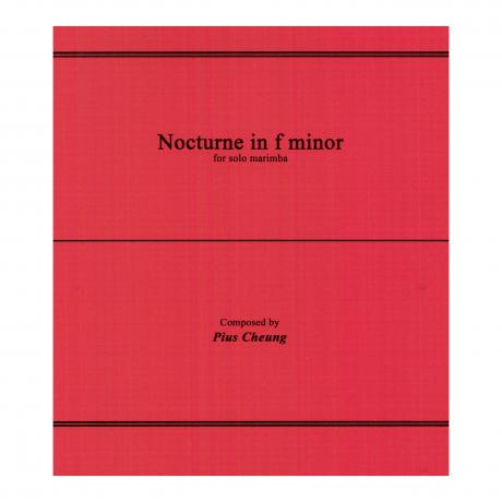 Nocturne in F Minor by Pius Cheung