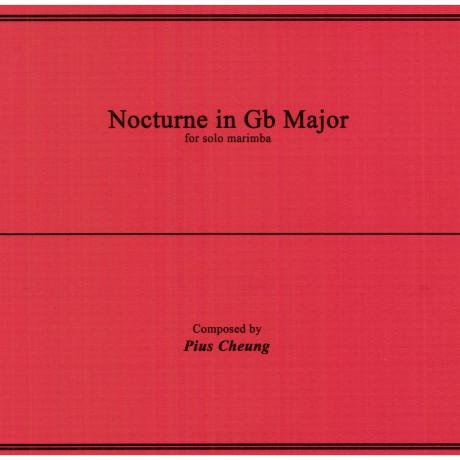 Nocturne in Gb Major by Pius Cheung