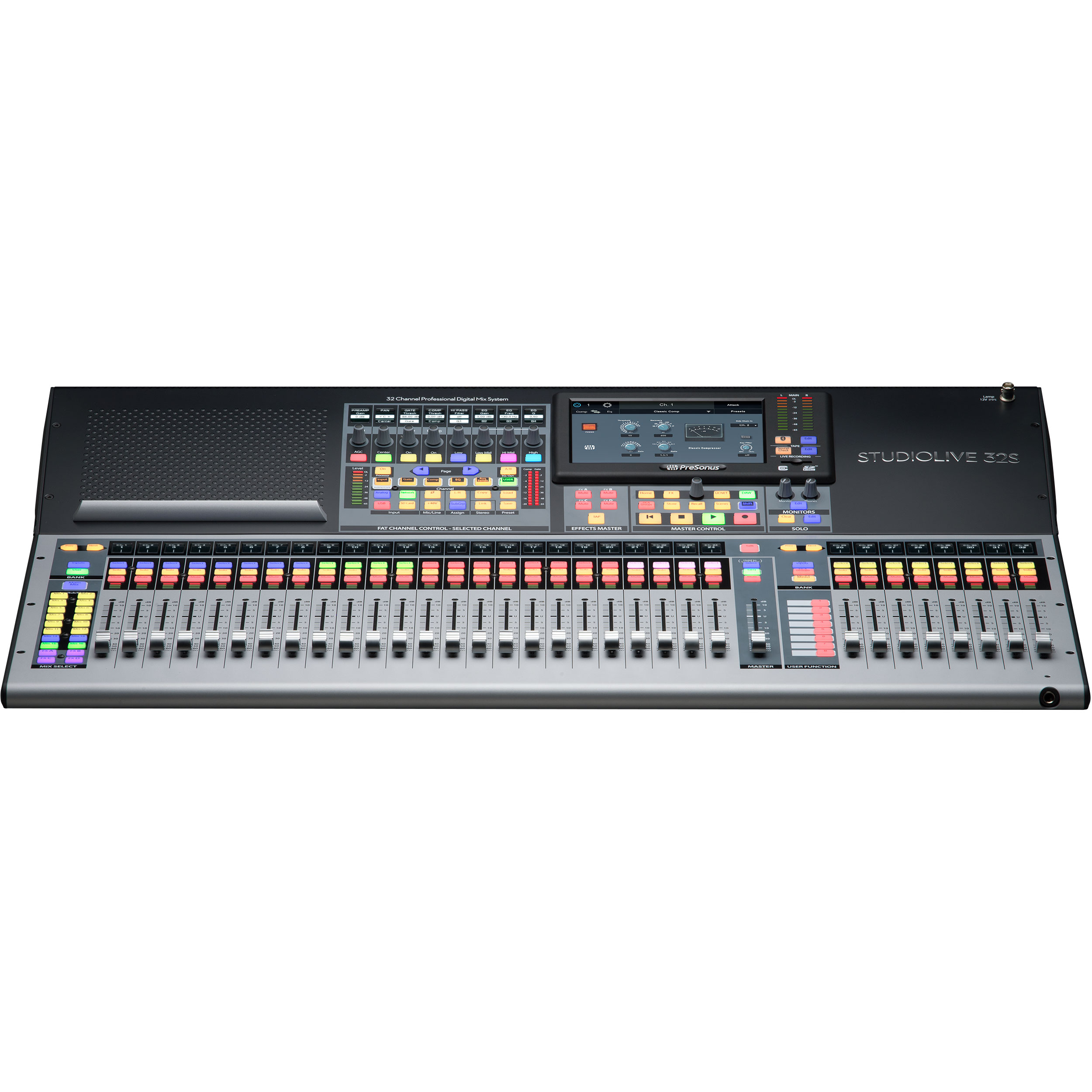 PreSonus StudioLive 32-Channel Digital Mixer