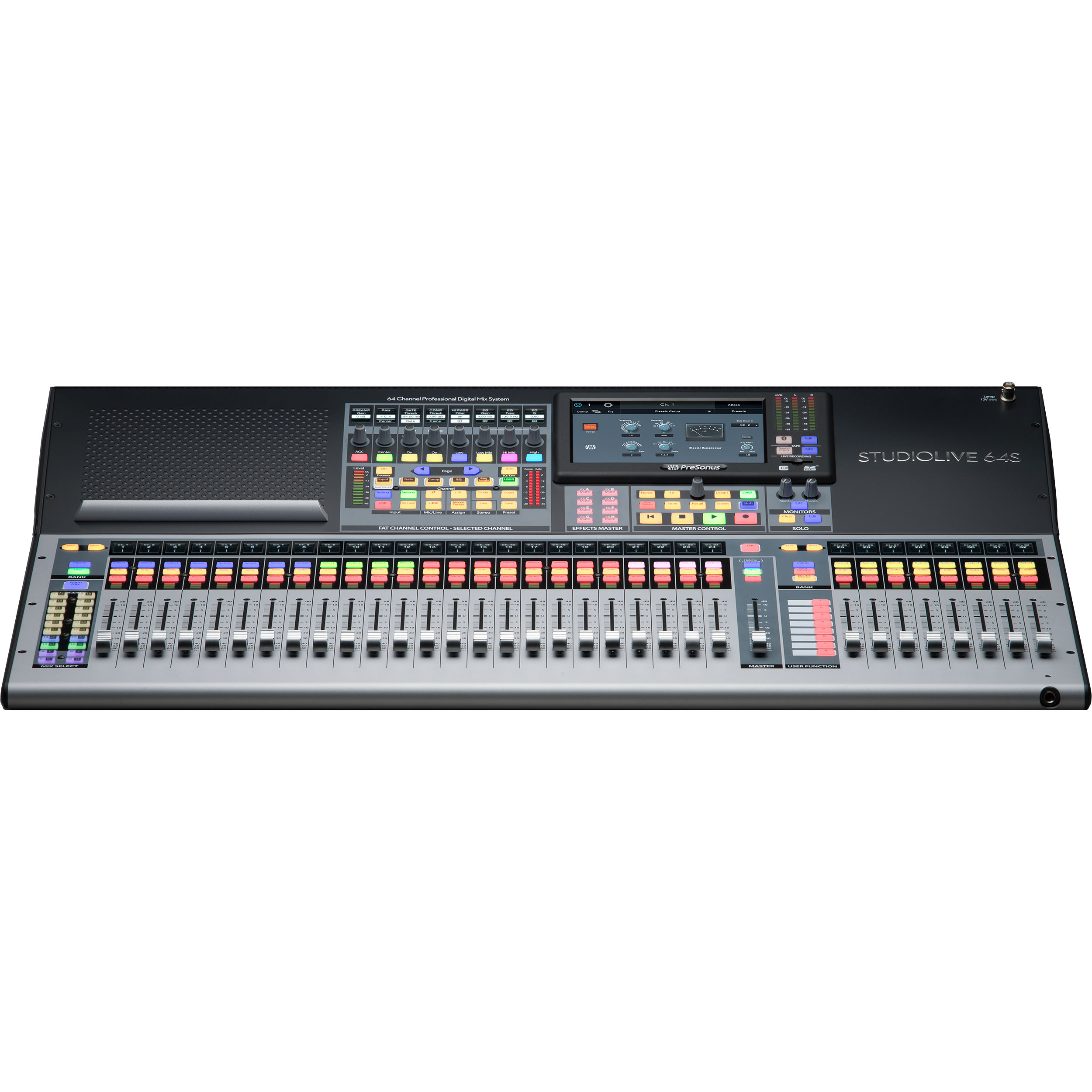 PreSonus StudioLive 64-Channel Digital Mixer