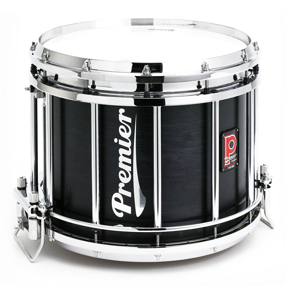 "Premier 14"" (Diameter) x 12"" (Deep) HTS 800 Marching Snare Drum"