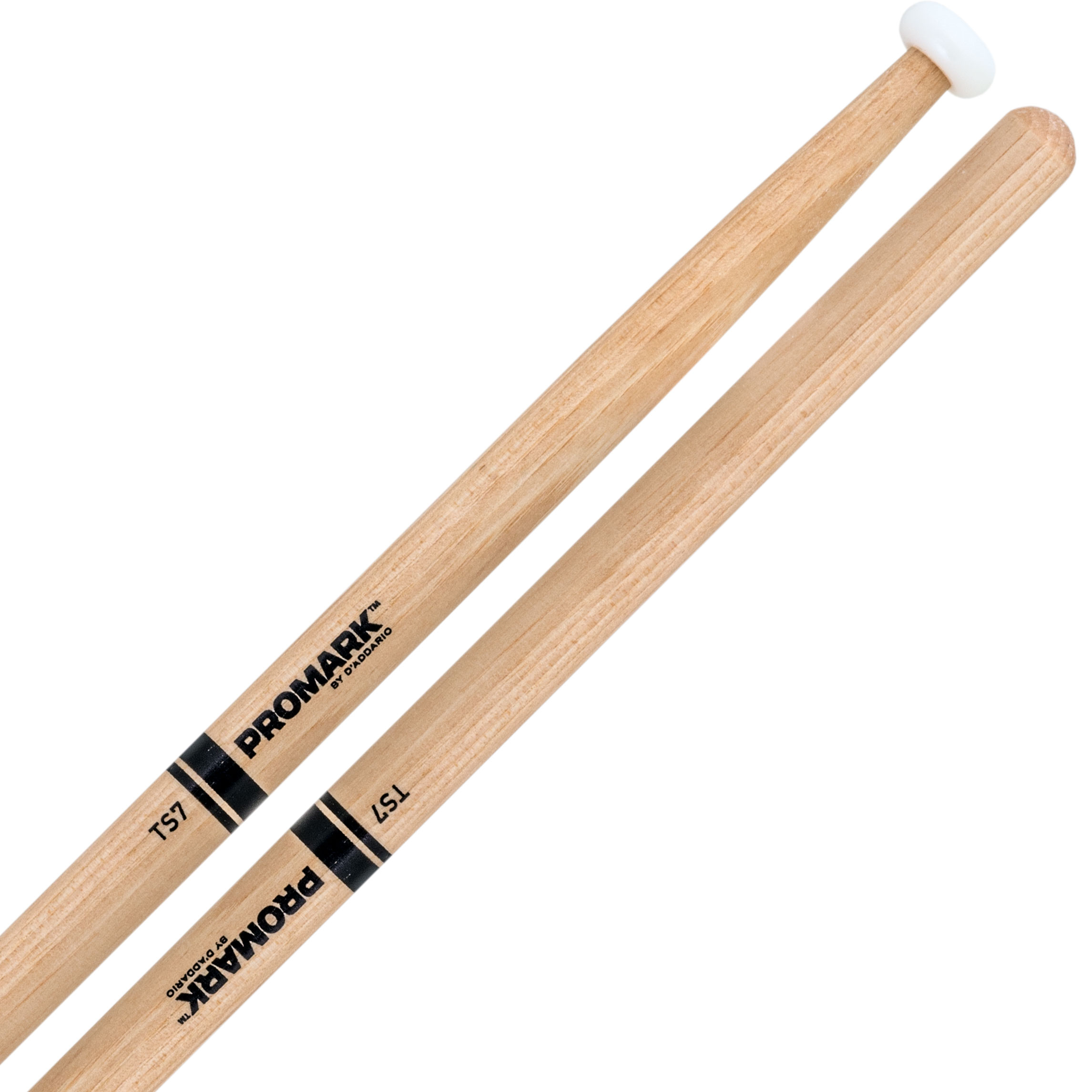 ProMark TS7 American Hickory Marching Tenor Sticks