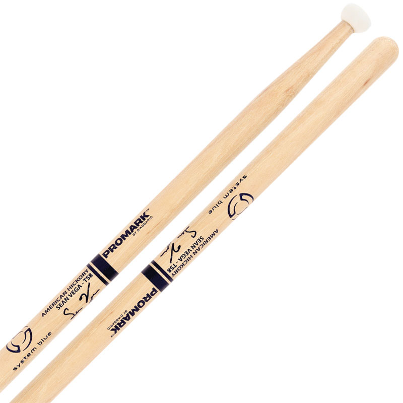 Promark System Blue Sean Vega Marching Tenor Sticks
