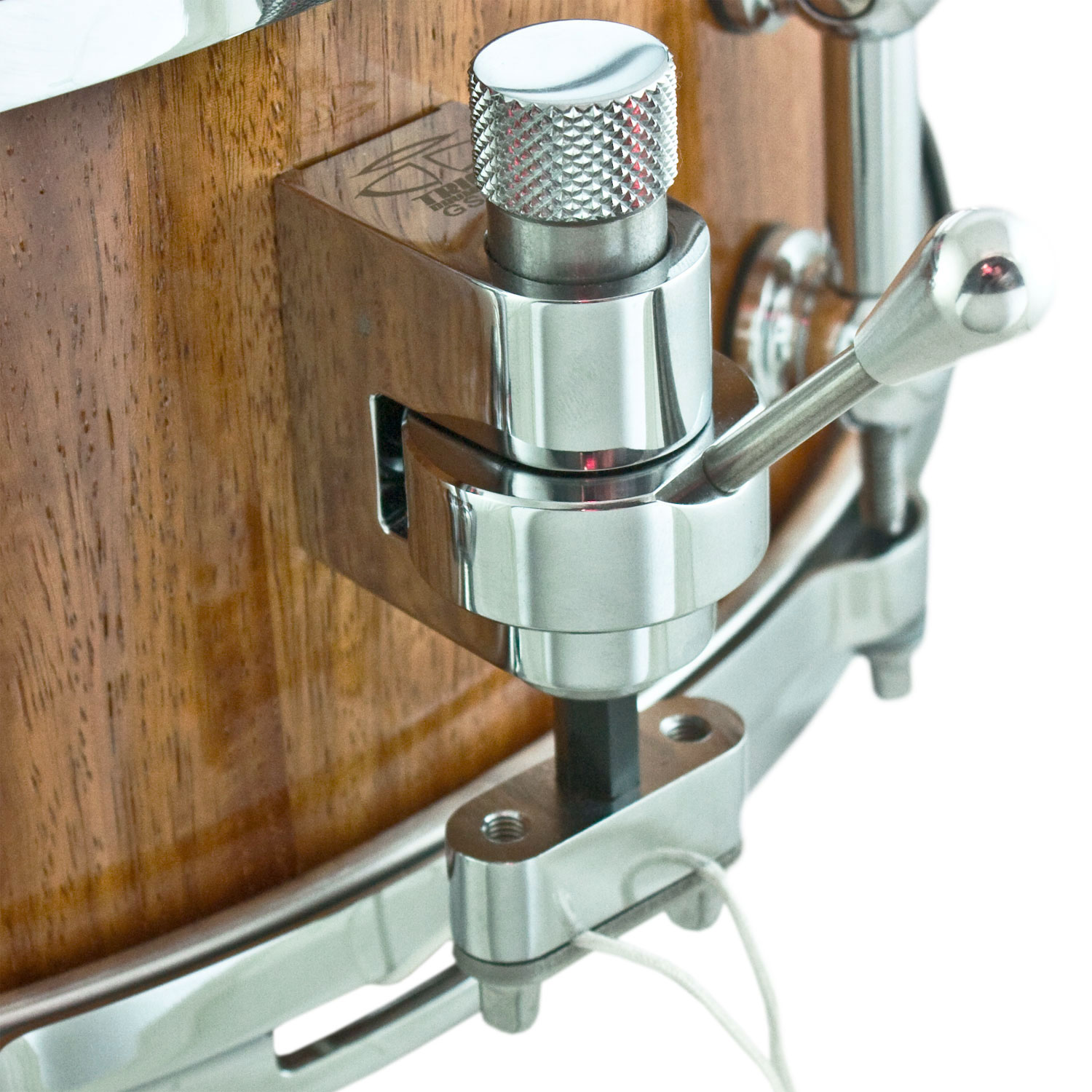 red rock drums 6 x 14 new guinea rosewood snare drum rrsd1460 rw. Black Bedroom Furniture Sets. Home Design Ideas